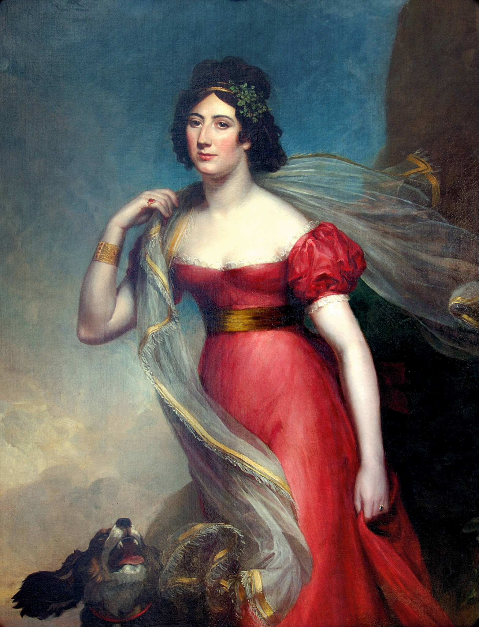 Lady Shaw (ca. 1810-1830)
