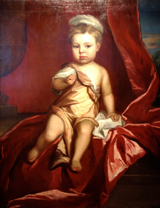 Noble Child (After Restoration)