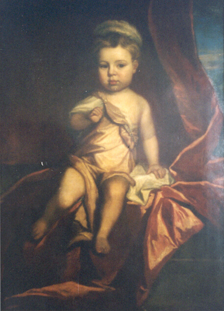 Noble Child (Before Restoration)