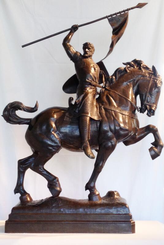 El Cid Compeador (1927 Bronze)